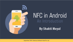 NFC in Android : An Introduction - Talentica