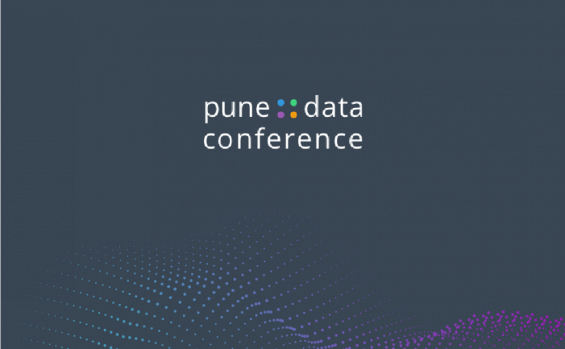 Abhishek Amralkar will speak at the Pune Data Conference