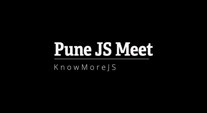 Pune JS Meet -Talentica Chapter: Git Internals