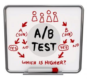 A/B Testing result